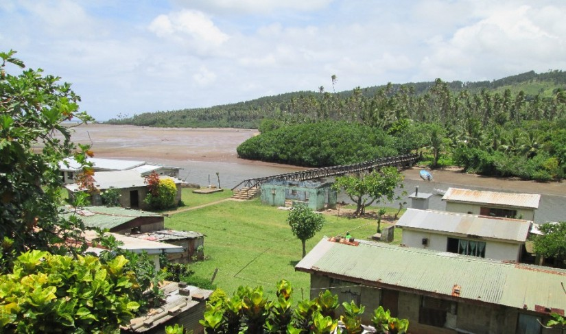 Entrance Malawai Village