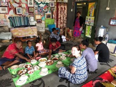Matasawalevu Sunday lunch